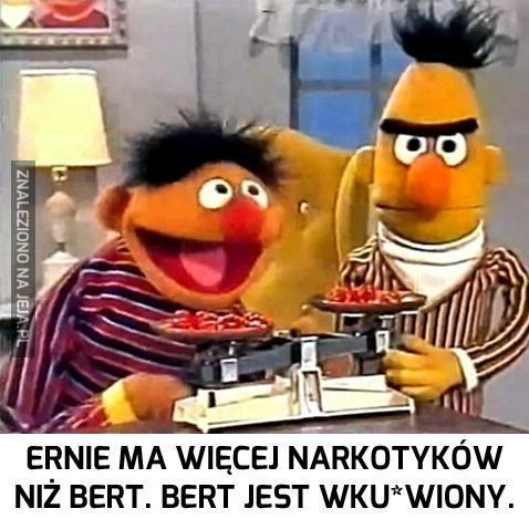 Pie*rzony Ernie...