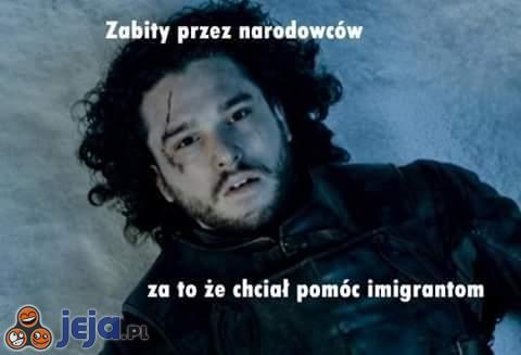 Biedny Jon Snow