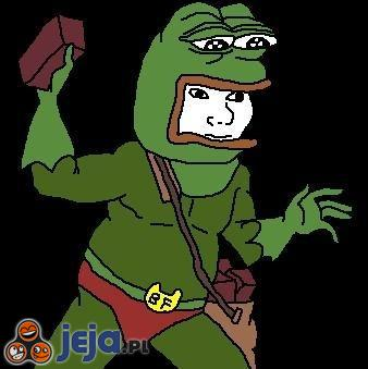 Bohater cegła Pepe