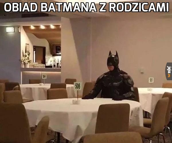 Uroczystość u Batmana