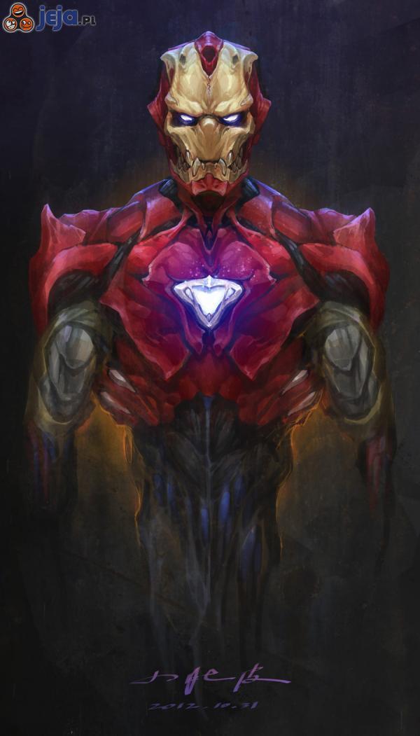 Zmutowany Iron Man
