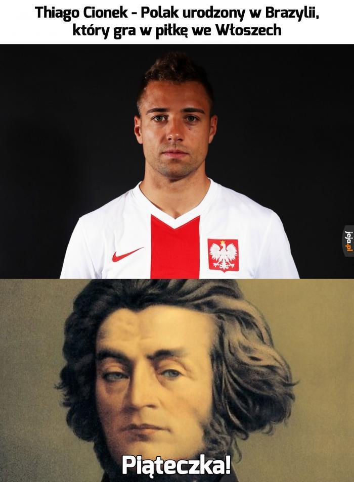 Adam Mickiewicz lubi to