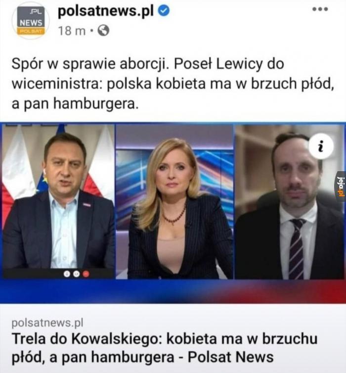 Tymczasem w Polsacie