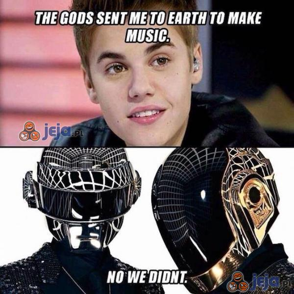 Bogowie zesłali nam Justina Biebera