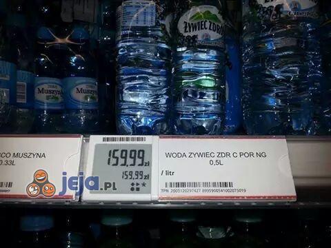 Może wody?