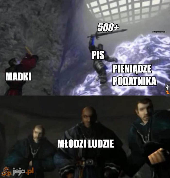 Sytuacja socjalna w Polsce