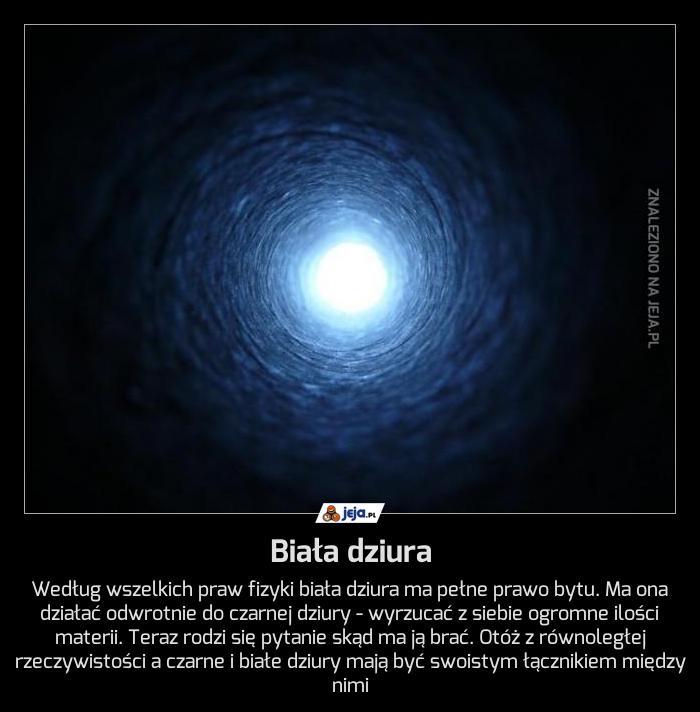 Biała dziura