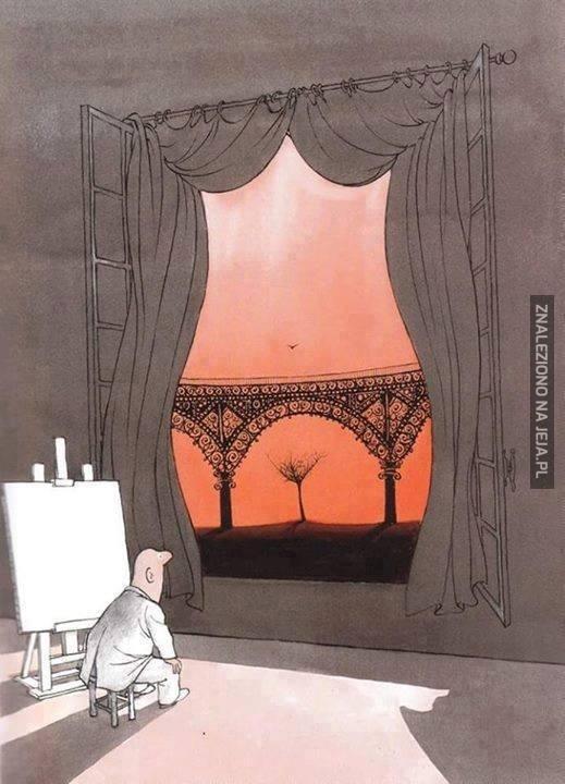 Co takiego zobaczyłeś?