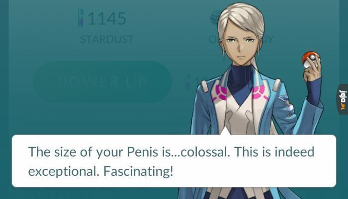 Śmieszkowanie z Pokemon GO po ostatniej aktualizacji