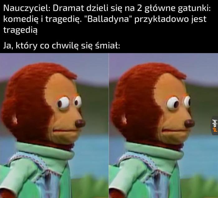 Mickiewicz lepszy