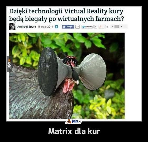 Matrix dla kur
