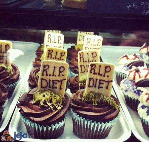Koniec z dietą