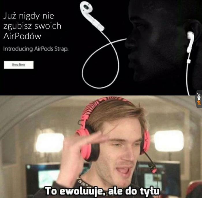 A może... kupić zwykłe słuchawki za ułamek ceny?