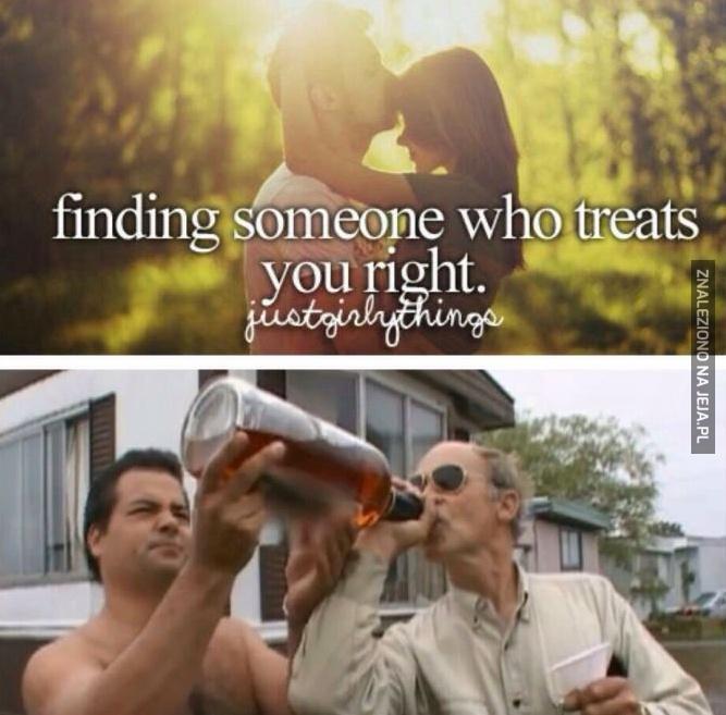 Czasem znajdujesz tę właściwą osobę