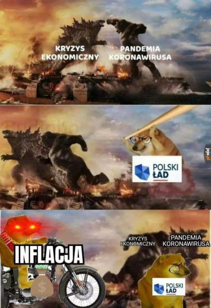 Szybciej, inflacjo, szybciej!
