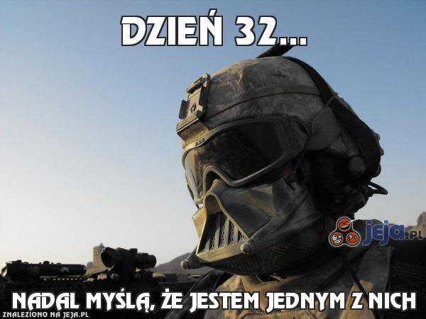Dzień 32...