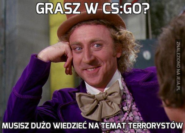 Grasz w CS:GO?