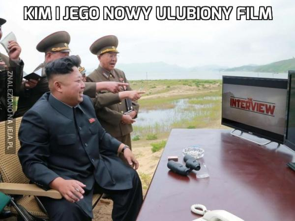 Kim i jego nowy ulubiony film