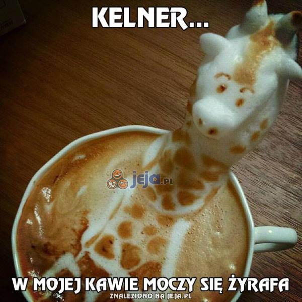 Weź tu zamów zwykłą kawę i Ci wydziwiają