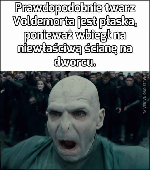 Tajemnica Voldemorta
