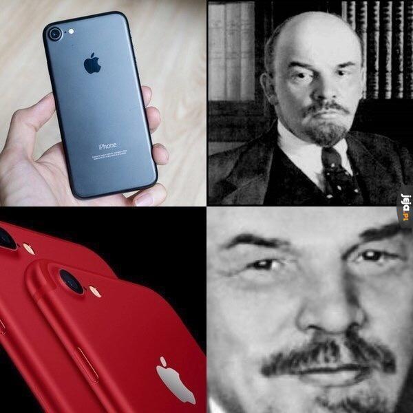 Wreszcie jakieś ajfony dla ludu pracy