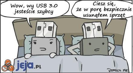 USB 3.0 w akcji