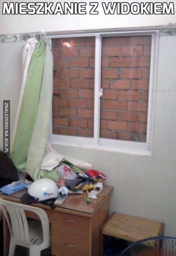 Mieszkanie z widokiem