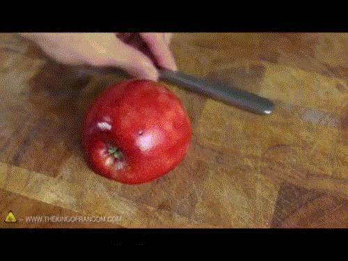 Jabłkowy łabędź