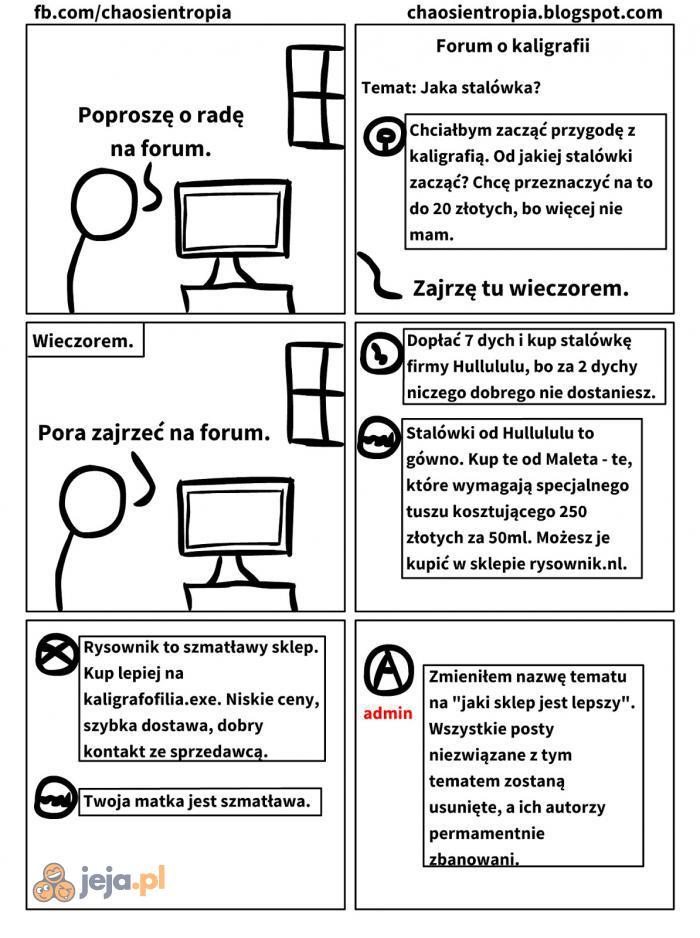 Forum o kaligrafii