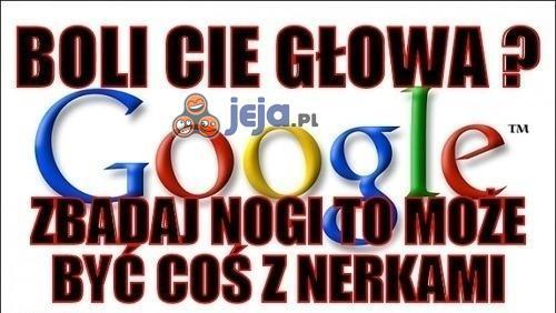 Google wie wszystko!
