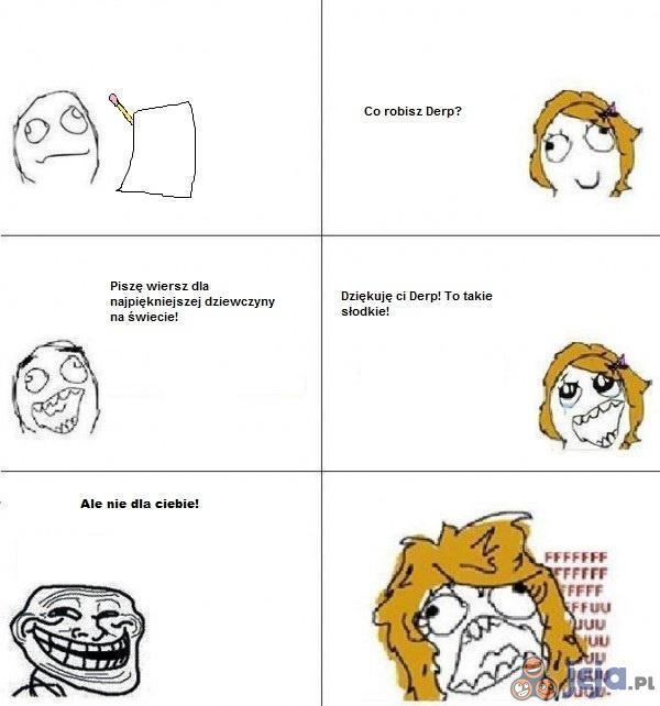 Wiersz dla dziewczyny...