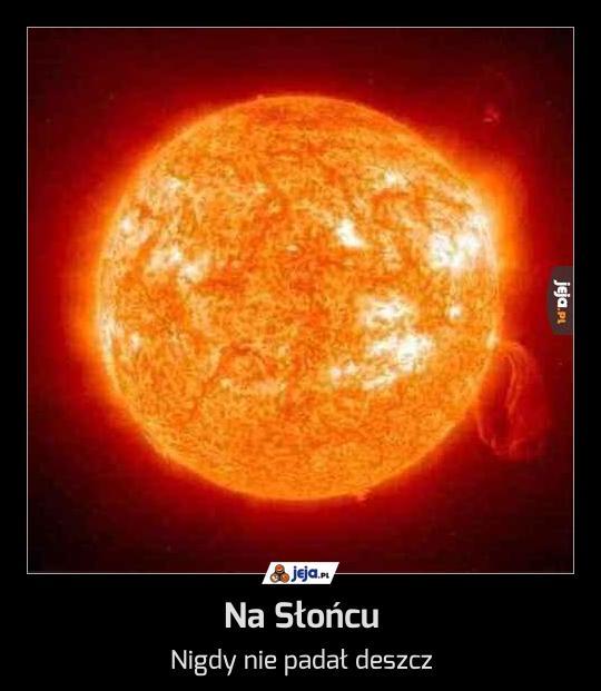 Na Słońcu