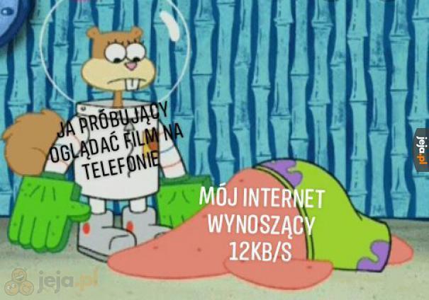 Chyba zmienię internet