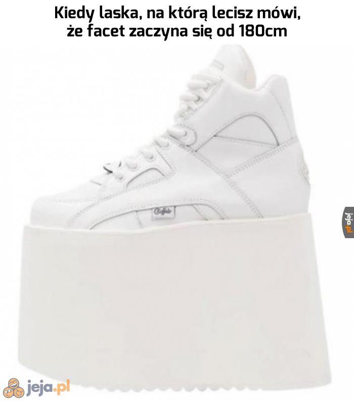 Tak, to prawdziwe buty