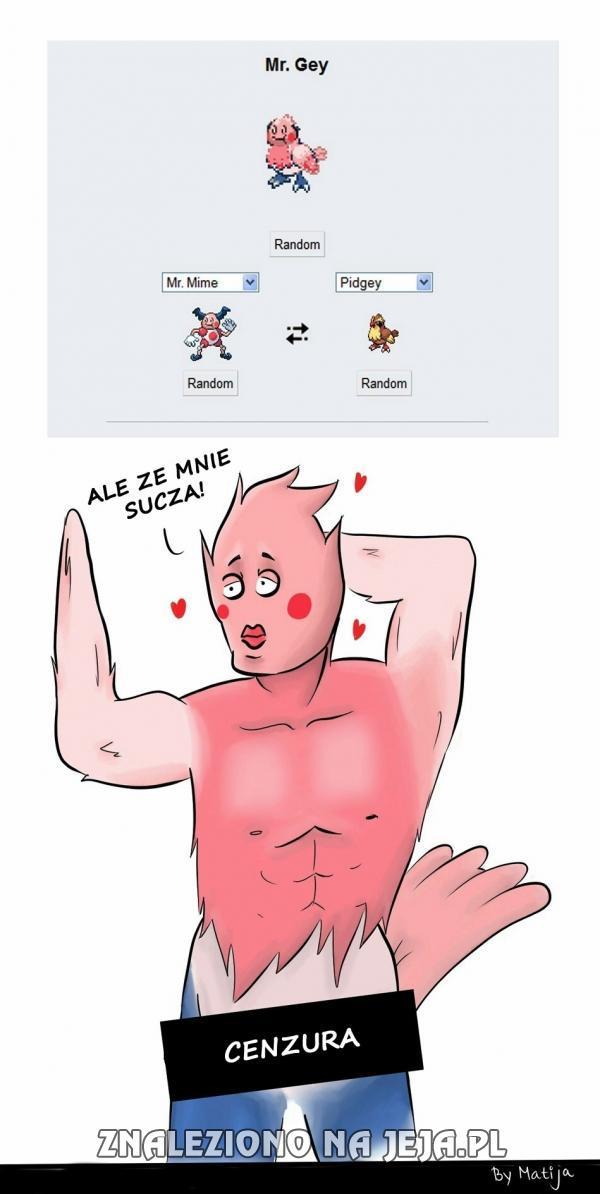 Pokemon, jakiego nie znacie...