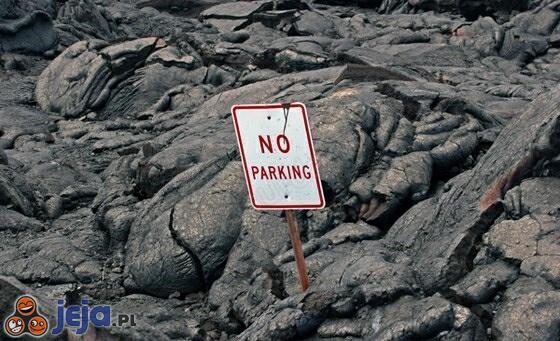 Parking chwilowo nieczynny