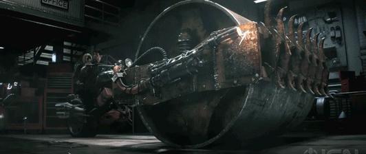 Świetny pojazd na zombie apokalipsę