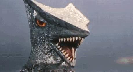 Walka realistycznych potworów