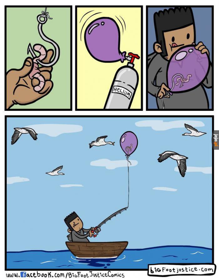Jak łowić ptaki