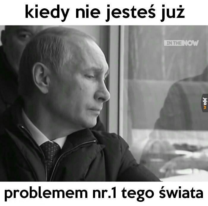 Smutek, smuteczek, smutunio :(