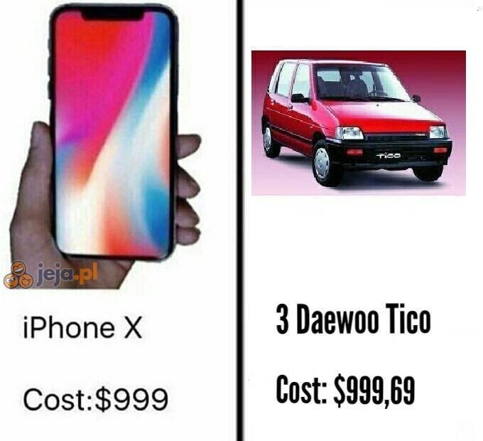Zastanów się, co kupisz