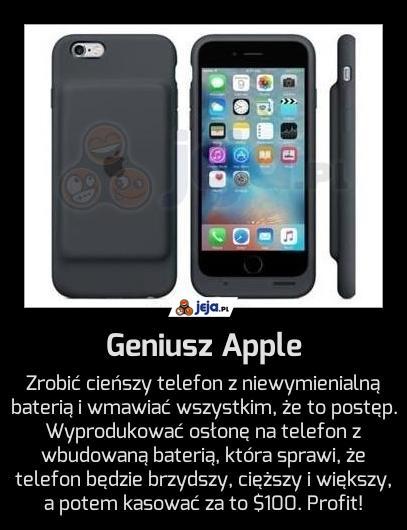 Geniusz Apple