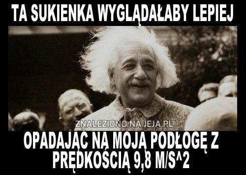 Podryw na Einsteina