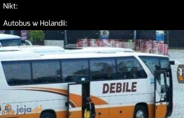 Idealny autobus nie istnie...