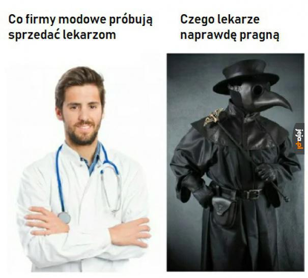 Moda lekarska