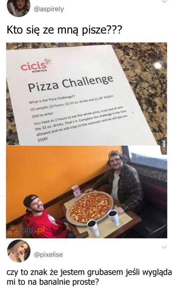 Czemu nazywają to wyzwaniem?