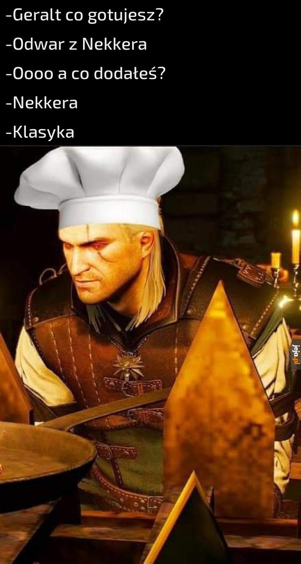 Geralt Kuchmistrz