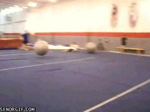 Nowe zastosowanie piłki