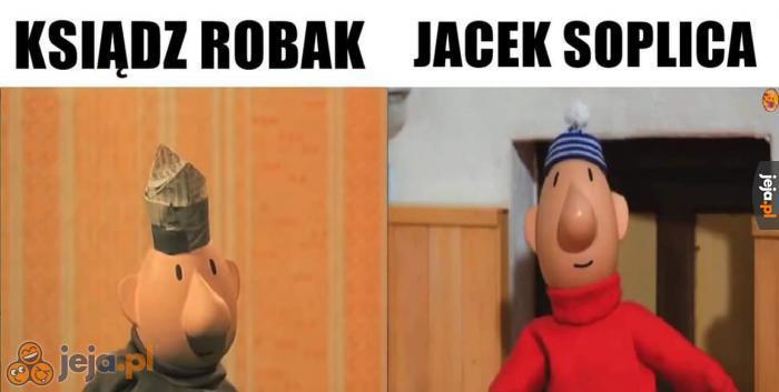 Są podejrzanie podobni...