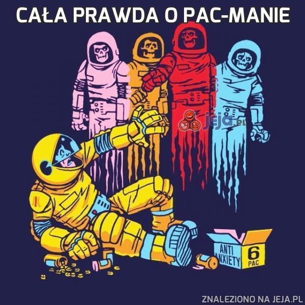 Cała prawda o Pac-Manie